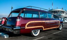 1956 Cadillac SW--.Re-Pin brought to you by #CarInsuranceagents at #HouseofInsurance in #EugeneOregon