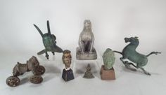 Group of Asian Artifacts 19th C. and later. : Lot 183