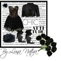 """""""Chic Attitude"""" by Luna Nativa"""