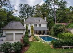 French Normandy - Greg Perry Design - Charlotte, North Carolina