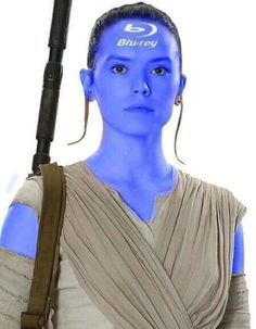 Remember, Star Wars BLUREY edition comes out this April!!