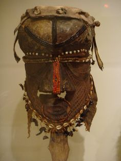 Helmet mask, Africa, Early 20th century
