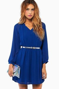 Long Sleeve Waist Elastic Chiffon Brief Casual Dress For Women Plus Size