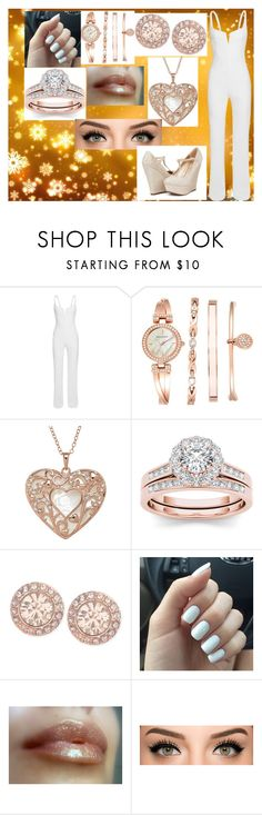 """looking Cute"" by elvira-marie-hernandez on Polyvore featuring Anne Klein and Givenchy"