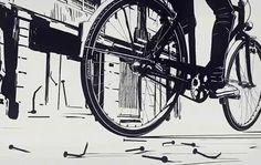 imagens de bicicletas em preto e branco - Pesquisa Google