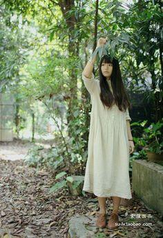 'แต่งตัวสบายๆ' ซัมเมอร์สไตล์ Mori Minimal ให้ Cute ตามแบบฉบับสาวญี่ปุ่น (สไตล์ #375) - ShopSpot
