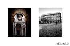 Palazzo Marino en Milano, Lombardia
