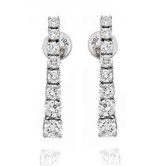 Diamond Drop Earrings, Classic Elegance, Jewels, Bracelets, Accessories, Diamond Earrings, Bangles, Jewelery, Jewelry