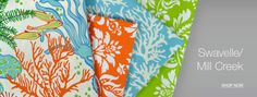 OnlineFabricStore - seems like competitive prices and a good variety of apparel & quilting fabrics