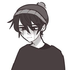 South Park Anime, South Park Fanart, Cute Art Styles, Cartoon Art Styles, Arte Emo, Dessin Old School, Anime Crying, Goth Kids, Stan Marsh