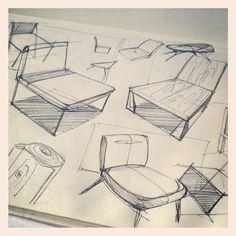 Chair doodles