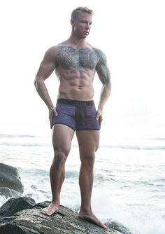 Gage Williams for Zuis Underwear