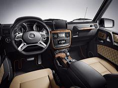 Mercedes G-Class Cabrio Final Edition 200 (2013)
