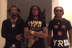"""Migos – """"Case Closed"""" By Jack Barnes Now that Offset is home; all three Migos drops this new track called """"Case Closed"""" produced by Zaytoven. Best Medication For Depression, Migos Quavo, Quality Control Music, New Jack City, Boy Celebrities, Three Wise Men, Latest Music Videos, Lil Pump"""