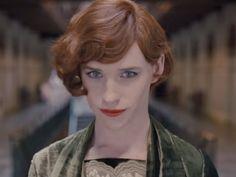 The Danish Girl trailer: Watch Eddie Redmayne play trans artist ...