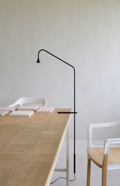 Blog Milk Blog: Austere Lamp x Hans Verstuyft Architecten