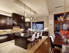 modern kitchen island 43 http://hative.com/cool-modern-kitchen-ideas-for-your-inspiration/