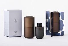 2015受賞作品|日本パッケージデザイン大賞|JPDA 男性用化粧品。容器のシンプルさと グラフィックの大胆さが響きあう。