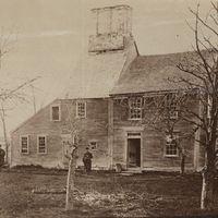 Authur Fenner House 1655 Cranston, RI