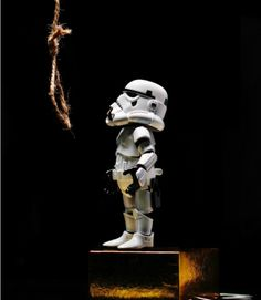 Unexpectedly Poignant Portraits Of Star Wars Action Figures