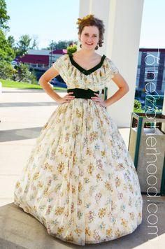 Southern Belle at The Dixie Stampede in Branson, Missouri #Branson #Missouri