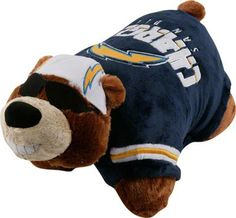 San Diego Chargers Pillow Pet