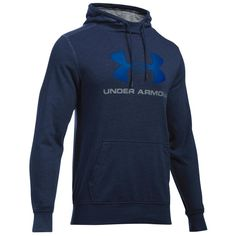Pánská mikina Under Armour Sportstyle Fleece Graphic Hoodie -  Ultimatesports.cz - Under Armour 3613f03479