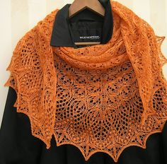 Flower Shawl pattern by Jenny Johnson Johnen Russian knitting club.This is absolutely gorgeous.This is absolutely gorgeous. Knitting Club, Lace Knitting, Knit Or Crochet, Crochet Shawl, Shawl Patterns, Knitting Patterns, Jenny Johnson, Lace Scarf, Gold Scarf