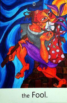 the Fool. by Estudiomau on Etsy, $300.00