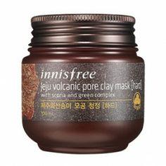 innisfree Jeju Volcanic Pore Clay Mask CircleLens2u #circlelens2u #c2u #koreacosmetics #innisfree #pore #jeju #volcanic #claymask