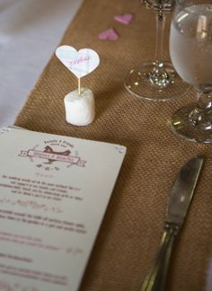 Escort Cards.  DIY Seating Assignments.  Table Decor.  Ryon Lockhart Photography.