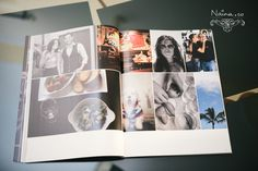 This is the layout I want for my #wedding album! Pictures neaty stacked next to each other with a narrow white border on all sides.