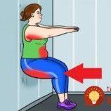 Fyzioterapeut ukázal jednoduché pohyby, ktoré dajú do poriadku boľavé kolená: A štíhle stená a driek ako bonus!