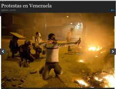 SOS Venezuela Marzo2014