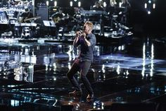On Voice stage