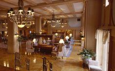 The lobby the Yacht Club Resort, Walt Disney World---How I wish I were back there again.