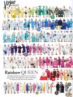 The Royals - The queen's wardrobe