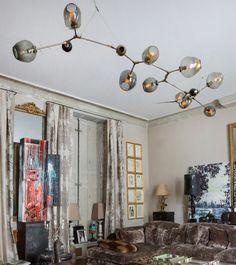 Methodical Bedroom Dining Room Cafe Restaurant Bar Corridor Led Pendant Lamp Gold Bird Cage Chandeliers Home Deco Hanging Lights Fixtures Ceiling Lights & Fans