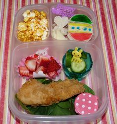 Simple Easter Lunch #Funbites #Easylunchboxes