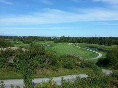Hollinger Golf Club, Timmins