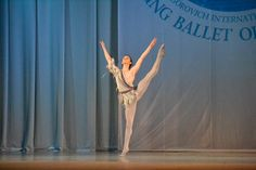 Young American at the Bolshoi: Julian MacKay wins Sochi and Istanbul medals - Oceans from Sochi