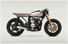 '82 Honda CB450T Hawk – Classified Moto