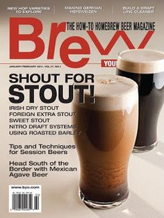 Homebrew Finds: Reader Tip: Free Issue of BYO Magazine.  Such a great magazine.