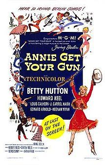 Based on the Broadway musical: Betty Hutton leads the cast as Annie Oakley, the sharpest she-shooter in the West.