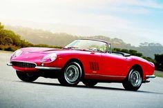 1967 Ferrari 275 GTB/4*S N.A.R.T. Spider by Scaglietti sold for $27.5 million >~:> http://aol.it/170wVs0