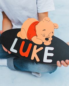 Winnie The Pooh Name Puzzle Wooden Toys Personalized Gift for Baby Boy First Birthday Gift for Baby Girl Baby Shower Nursery Decor Idea 1st Birthday Gifts, Baby Birthday, Baby Girl Gifts, Baby Boy, Name Puzzle, Personalized Gifts For Kids, 1st Birthdays, Wooden Toys, Winnie The Pooh