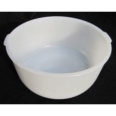 Fire King Soup Bowls With A Small Handle X2 Pyrex White