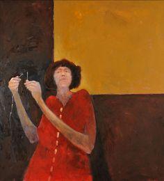Mel McCuddin | Farsighted Woman | The Art Spirit Gallery