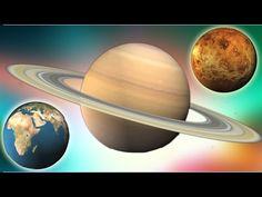 canção planeta para as crianças a aprender sobre planetas e sistema solar para crianças de idade pré-escolar e em português