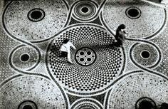 Gianni Berengo Gardin, Mosaic Floor of Saint Mark's Cathedrale in Venice, 1965